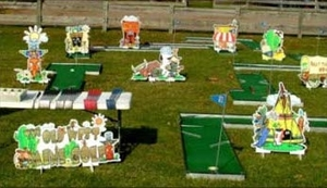 9-Hole Mini Golf