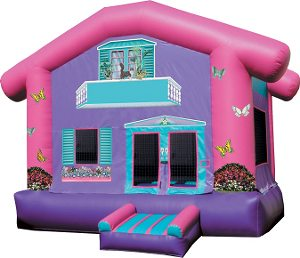 Dollhouse Bounce House