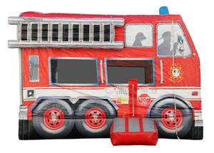 Firetruck Bounce House